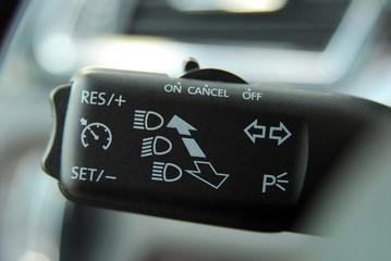 Cruise control button