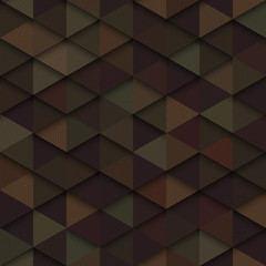 Seamless Vector Dark Web Pattern
