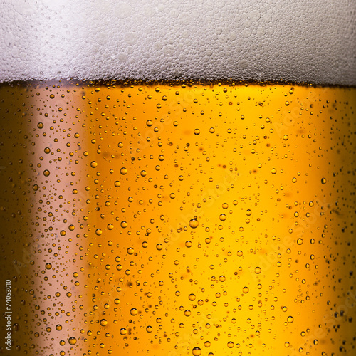 Leinwandbild Motiv Kaltes kölsch bier