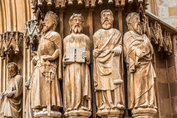 Apostoles - Catedral Santa Maria - Tarragona