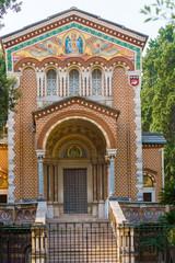 Villa Pamphili Chapel, Rome, Italy