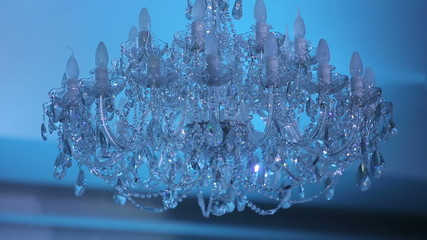 large expensive chandeliers