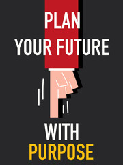Word PLAN YOUR FUTURE