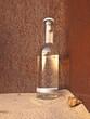 canvas print picture - Flasche - Wasser - Getränk