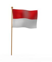 インドネシアの旗