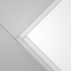 Grey art corporate background
