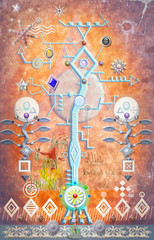 Ethnic and alchemic tree