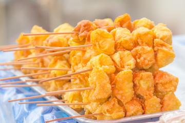 Wonton fried