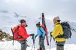 Vorfreude auf die Skitour