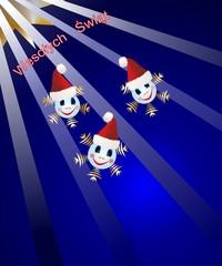 bożonarodzeniowa dekoracja