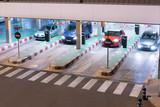 Airport Parking Garage - 74063280