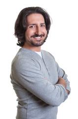 Sympathischer Mann aus der Türkei