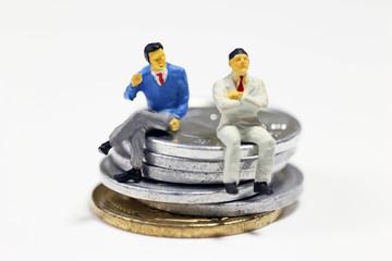 ビシネスと税
