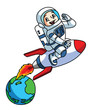 Astronaut - 74064008