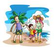 Beach Family Day