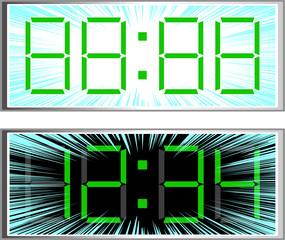 デジタル 時計