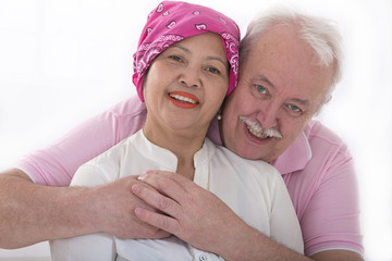 couple mixte senior