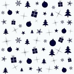 Fond Noël #4