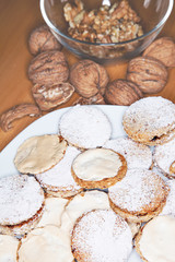 Homemade Nut Cookies