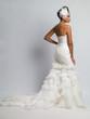 Leinwanddruck Bild - African-American bride