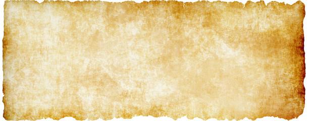 Old parchment.