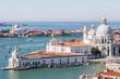 ������, ������: Veduta aerea di Piazza San Marco Venezia Veneto Italia