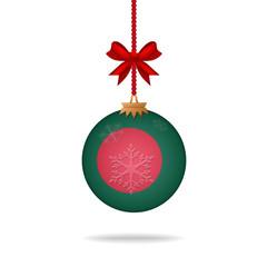 Christmas ball flag Bangladesh