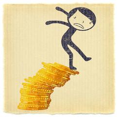 Fifties - Kraft crise économique