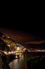 Amalfi night