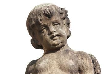 Cupid - detail of head