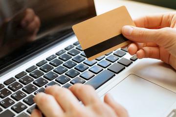 shopping on internet