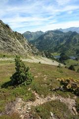 Paysage du Donezan, Pyrénées ariégeoises