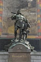 Telldenkmal in Altdorg