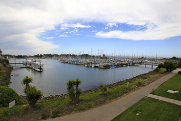Marina de Berkeley, Californie