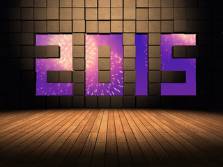 year number 2015