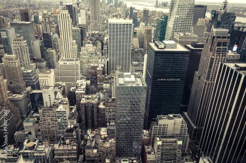 New York city scenic view - 74077668