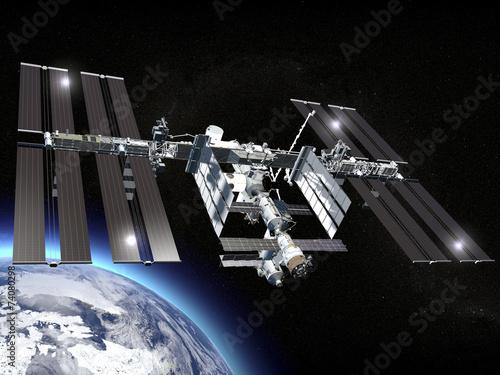 Iss, Stazione Spaziale Internazionale, terra, spazio, NASA