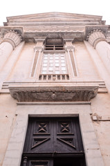 Masonic Temple in Tenerife Canary Islands