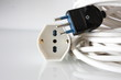 Power cord with plugs and sockets - 74082260