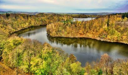 Lake in Poland