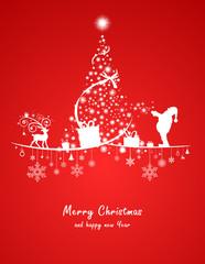 Weihnachtsbaum Sterne