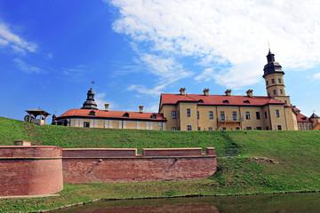 Ancient Nesvizhsky Castle