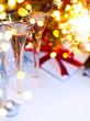 Obrazy na płótnie, fototapety, zdjęcia, fotoobrazy drukowane : Art Christmas or new years party
