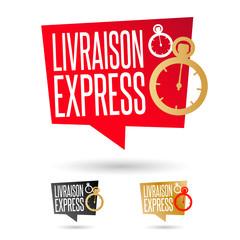 Livraison express