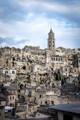 Matera, the city of stones