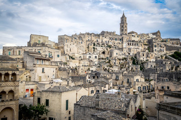 Matera, the city of stones