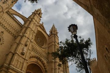 La Seu catholic Cathedral in Palma de Mallorca