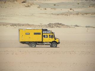 Algeria safari truck