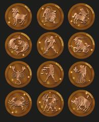 """zodiac + noms et signes """"propre"""""""