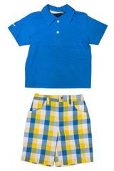 Children's wear - shirt and shorts